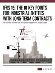 IFRS 15 - Long Term Contract